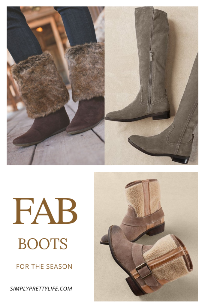 Fabulous Boots for the Season